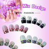 24PCS VIVI NAIL- FRENCH NAIL ART TIPS
