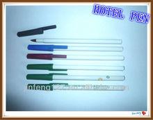 hotel ballpoint pen also as promotional logo pen