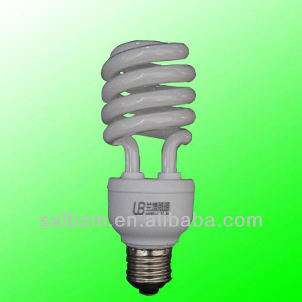 spiral energy saving lighting lamp bulb cfl lights esl bulbs