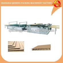 QDF Flute corrugated cardboard laminator machine