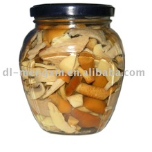 Canned Mixed Mushroom (canned food)