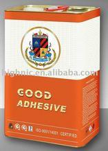Sock lining adhesive