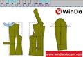 Winda vestuário CAD sistema