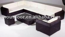 hotel wicker/rattan sofa set