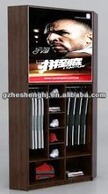 Hot sale 2014 modern wooden garment store clothes display cabinet