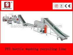 recycle machine for pet bottle/scrap washing machine