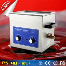 Jeken ultrasonic bath cleaner PS-40 , tank capacity 10L