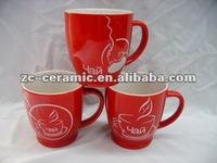 2014 New Advertising Ceramic Mugs