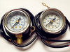 CNG pressure gauge for cng vehicles