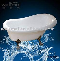 Classic acrylic Bathtub wtm-02501