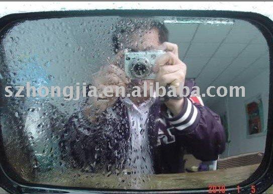 auto lavaggio di vetro