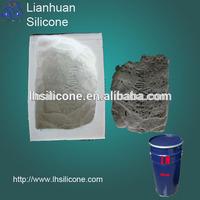 RTV silicone rubber molding cement garden statues/plaster gypsum casting