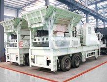 Impact Crushing Plant(ISO9001:2008)