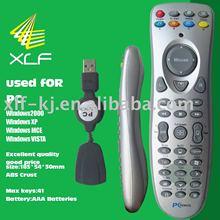 Universal remote control,DM-box remote control, USB latop pc remote control