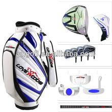 Custom Golf Club Set-OEM/wholesale golf clubs/13pcs +golf bag