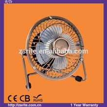 4 Inch Mini Computer Usb Fan