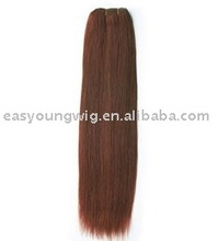 100% straight omber color marely Human Hair extension, virgin hair weave