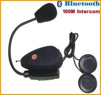 High Quality Motorcycle Helmet Bluetooth Intercom Headset 100M Intercom Bluetooth Headset