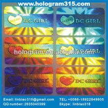Hot sale advanced hologram transfer paper