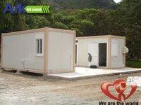 Beautiful and comfotable prefab house