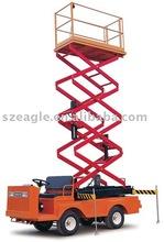 cheap price for Electric mini truck,scissor lifter, electric car/utility vehicle/golf cart, ce, EG6060J