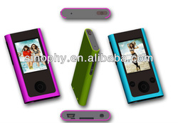 1.8 inch 7th Generation Digital Video mp4 player SN1822
