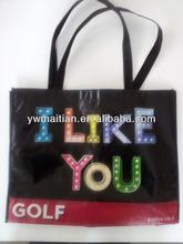 cute design non woven shopping bag