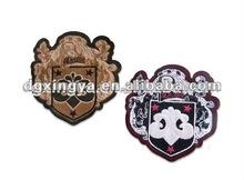 2012 washability embroider badge