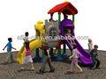 Niños de plástico de la casa del juego ( kidscenter serie )