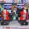 Simulator driving street racing car games