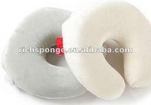 hot sale memory foam U-shape neck pillow