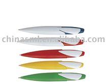 Knife or advertising pen
