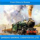 from Lianyungang/Shanghai/Ningbo/Wuxi to Russia railway forwarder