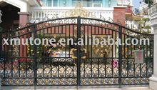 interior metal gates