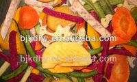 VF 100% Natural Mixed vegetable chips