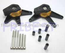 Motorcycle engine stator slider for CBR1000RR 08-09 gold color
