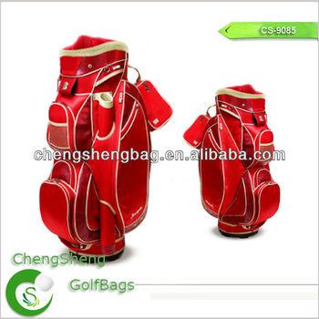 fashion design golf cart bag