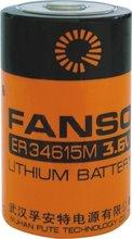 FANSO SIZE D Lithium Battery ER34615M SW-D02