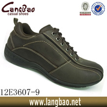 men leather shoes made in china