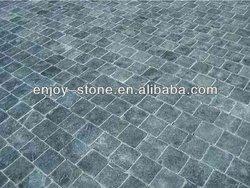 Blue Limestone Paving