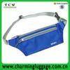 promotioanl unisex waterproof waist bag polyester material