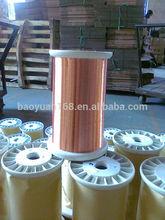 Enamelled Copper Clad Aluminum Wire(ECCA),winding wire,used for motors,ballast,transformer,pump