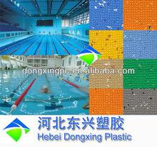 indoor Anti-slip flooring for swimming pool