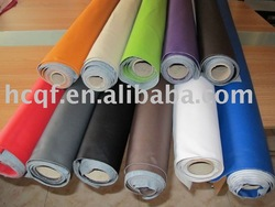 upholstery pvc leather