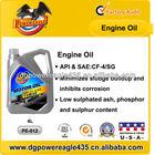 Power Eagle 4 Liter API CF/SG 10W30 Engine Oil for lubricant
