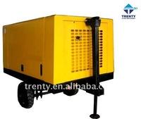 Rhinoair TROGY50A-H DIESEL ENGINE PORTABLE SCREW AIR COMPRESSOR