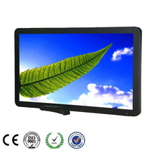 """23"""" Shenzhen High Quality HD Wifi 3G Android Bus LCD Advertising TV"""