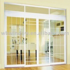 pvc silding window,pvc silding door (Hot)