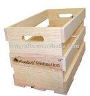 Low price wooden crates