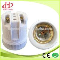 Hot sale lamp base E27 519 porcelain lamp holder,ceramic lamp socket